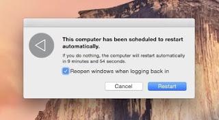 Blog Mr. Robo : Membuat Jadwal Start, Restart, Shutdown dan Sleep pada Macbook Kapanpun Anda Inginkan