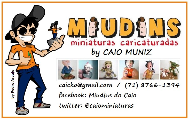 Miudins - Caio Miniaturas