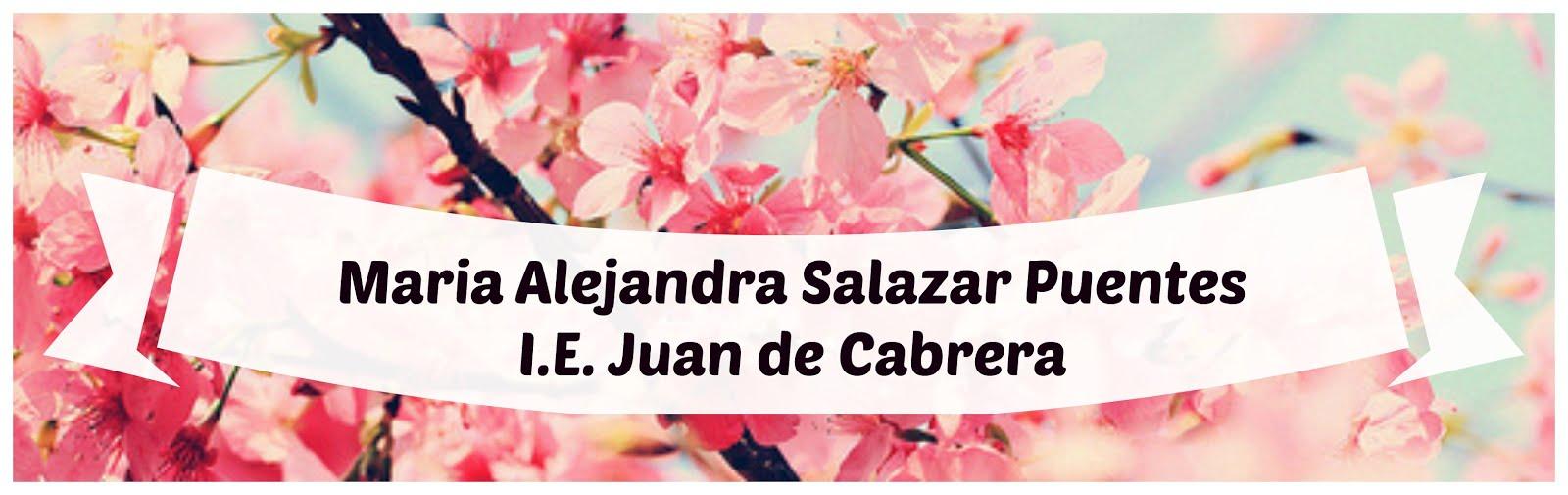 Alejandra Salazar Trabajo Sena