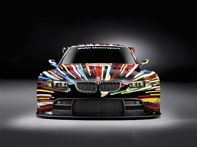 BMW M3 Full Color