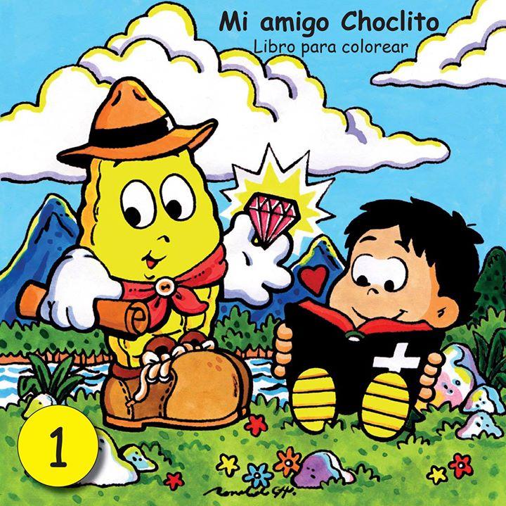Mi amigo Choclito