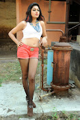 Akshida Hot Photos from Yuddam Movie Song shooting spot-thumbnail-5
