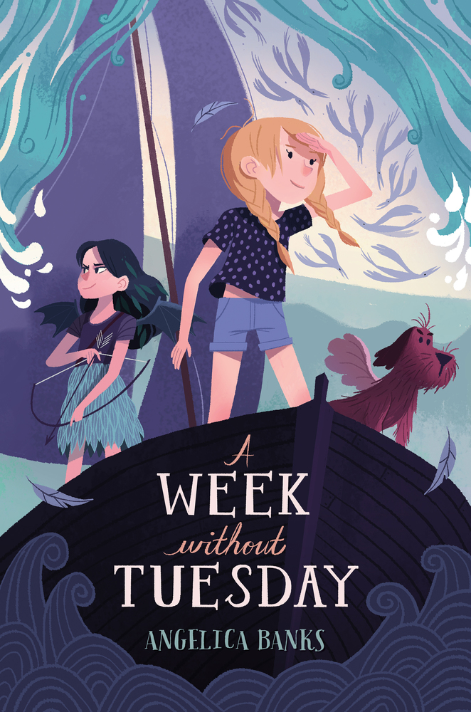 A Week without Tuesday book cover