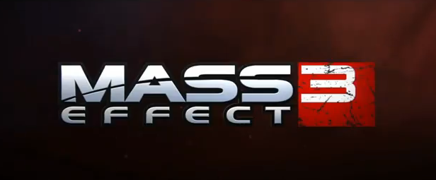 Mass Effect 3 2012 Action Role Playing Game Title