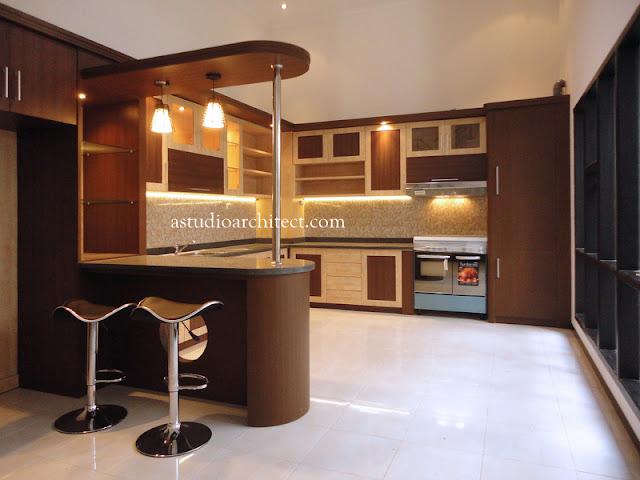 A video kitchen set yang sudah jadi by for Kitchen set jadi