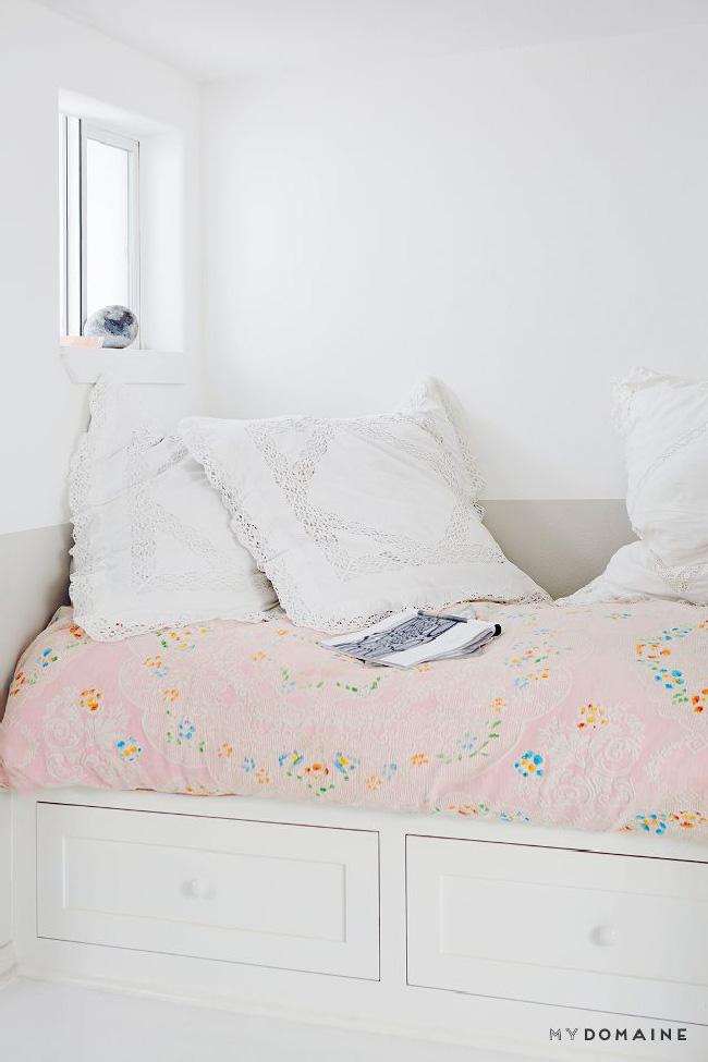 Arredare piccoli spazi: la mobilhome shabby chic di Rachel Ashwell ...