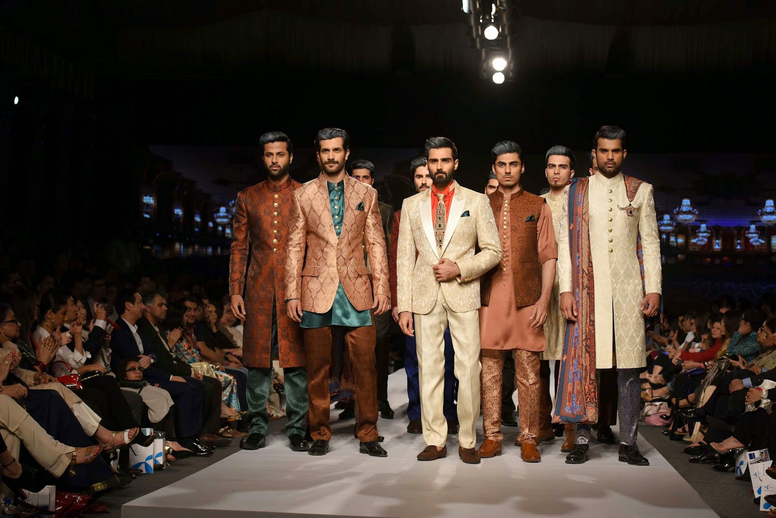 Amir Adnan Telenor Fashion Pakistan Week 2015 Day 2