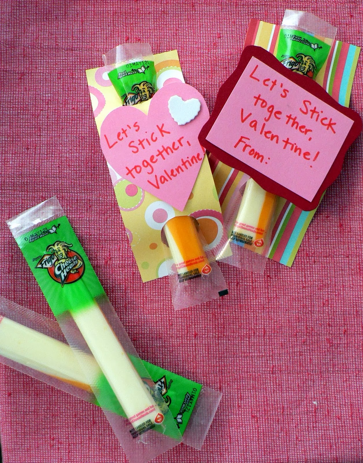 pam - Valentine Snacks For School