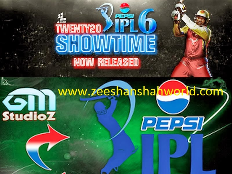 Download ipl 6 cricket game for pc full version