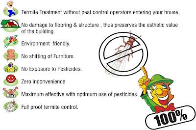 termite control advantage