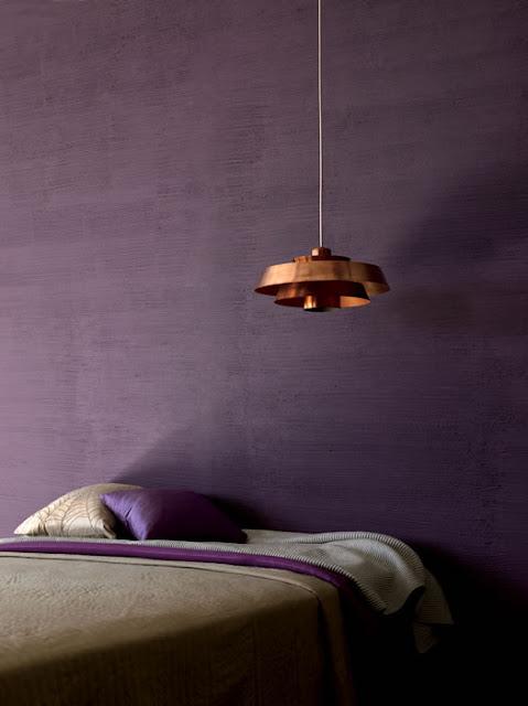 japanischer Putz - bestens für farbige Wandflächen