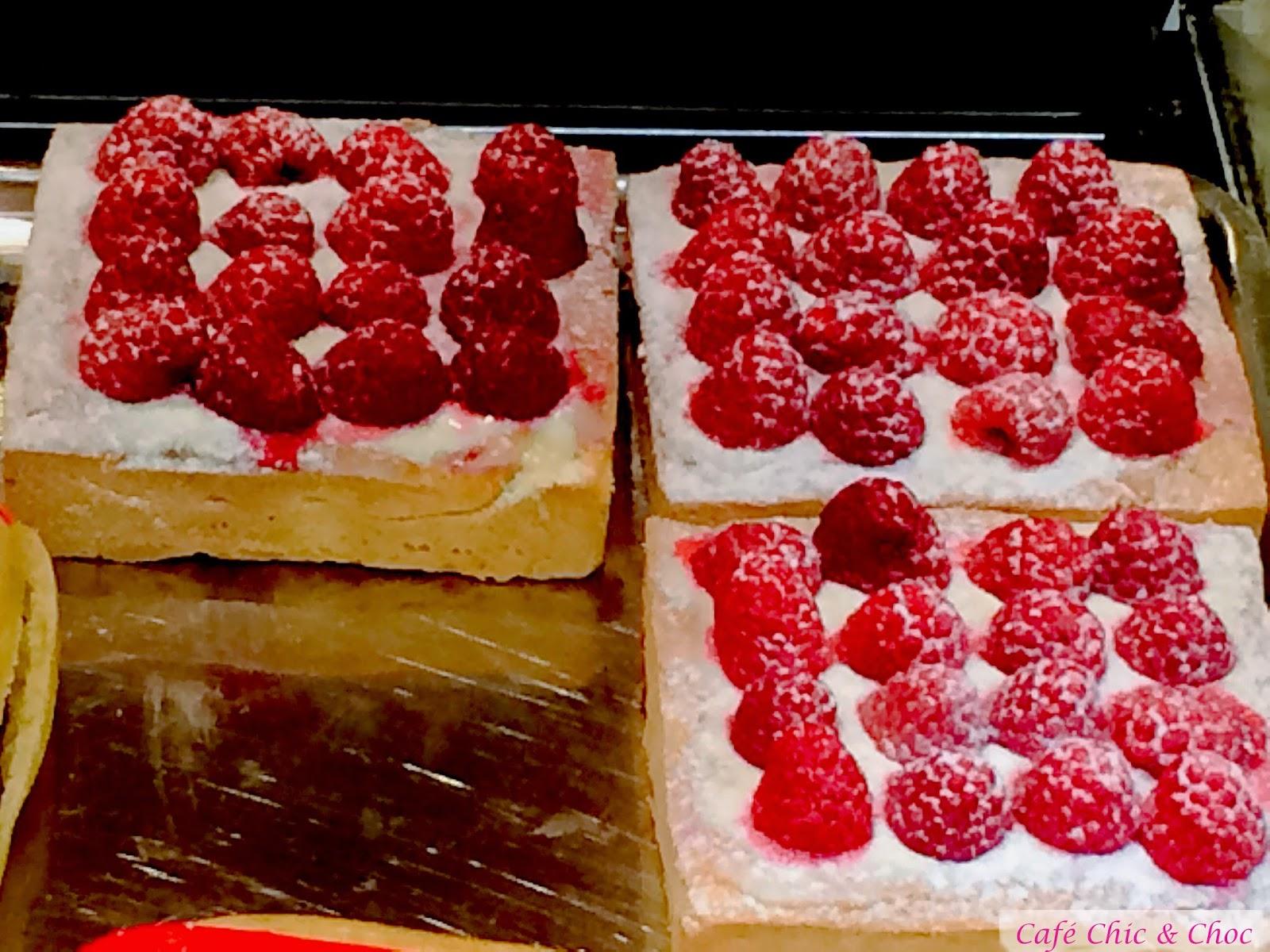 Cafe Chic Choc blog o Francji kuchnia francuska cukiernia Lille