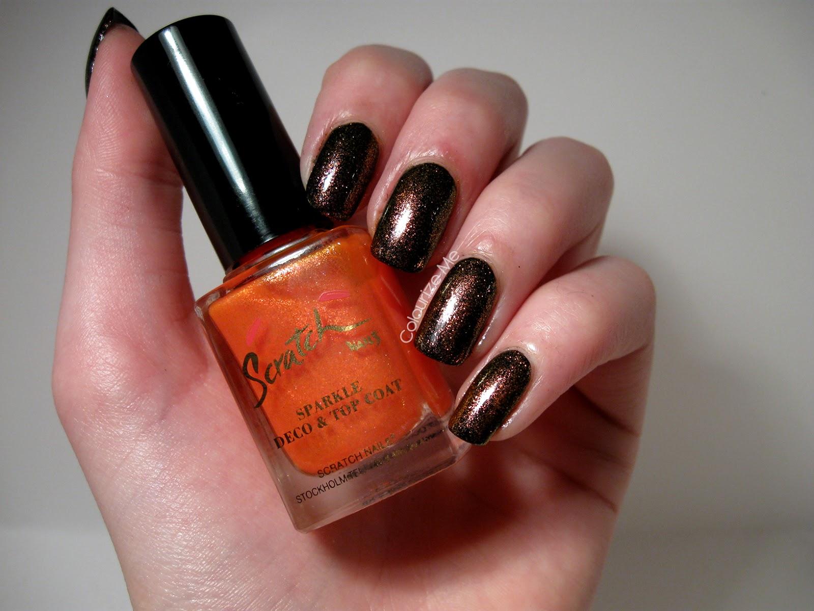 Colourize Me: Nail Polish Spam