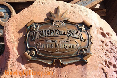 Under the Sea, New Fantasyland, Little Mermaid