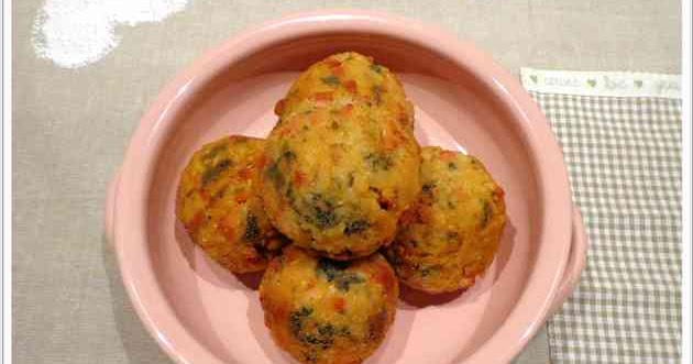 I sognatori di cucina e nuvole ricetta arancini di riso integrale - Cucinare riso integrale ...