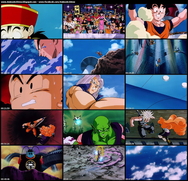 Dragon Ball Z Pelicula 9