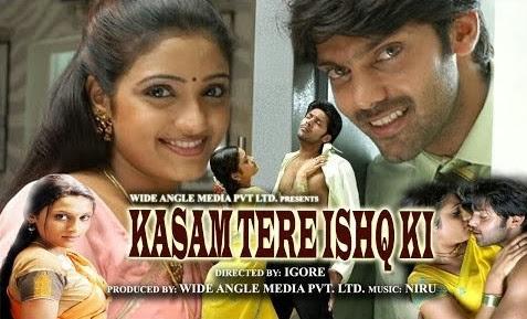 Kasam Tere Ishq Ki (2013) Hindi Dubbed WebRip