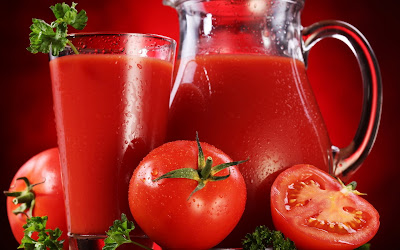 Different natural juices that can detoxify