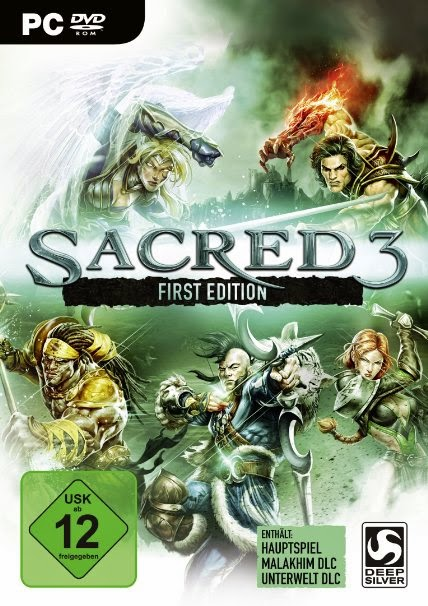 Sacred 3 Full Torrent İndir