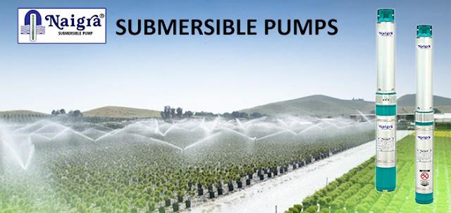 Buy Naigra submersible pumps online | Pumpkart.com