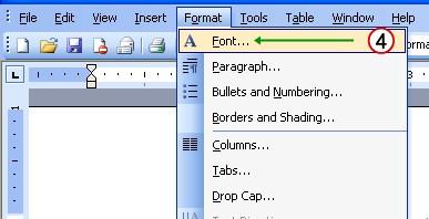 Office tips Hướng dẫn ẩn nội dung trong Word