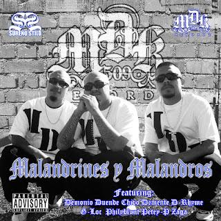 MDK (Mafia De Las Kalles) -Malandrines y Malandros