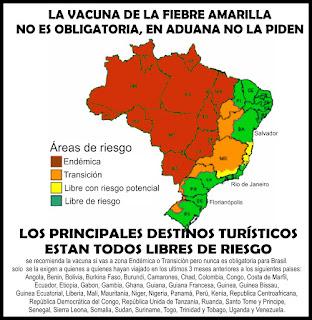 fiebre amarilla brasil vacuna