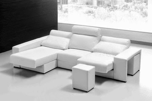 Oferta sof con chaise longue arc n reversible venta for Sofa 1 plaza chaise longue