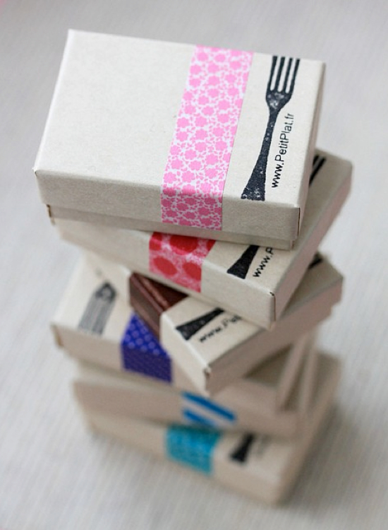 wedding diy washi tape wedding ideas