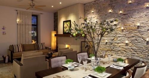 Casa immobiliare, accessori: Rivestimenti per pareti interne soggiorno