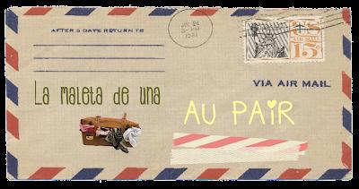 au pair blog