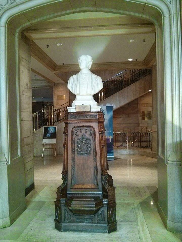 Fairmont Château Laurier Lobby
