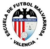 Escudo club de fútbol Malvarrosa