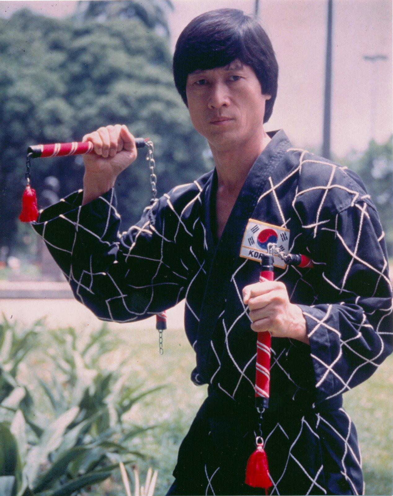 Tae Kwon Do: Grão Mestre Yong Min Kim (9º DAN)