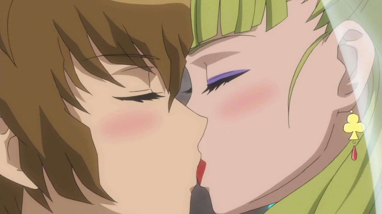yuri no boke 百合のボケ 〜百合が好きだ〜: yes. canon yuri couple