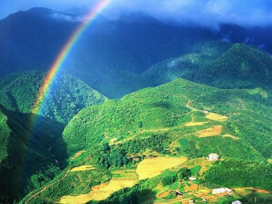 sapa city, Lao Cai province, northwest Vietnam, Hmong, Dao Yao, Giay, Pho Lu, Tay live