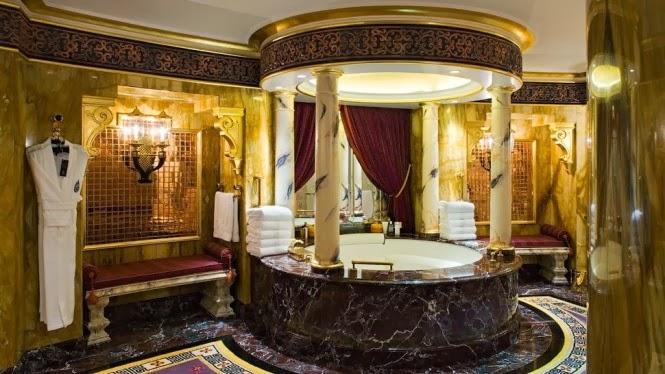 Salle de bain du monde
