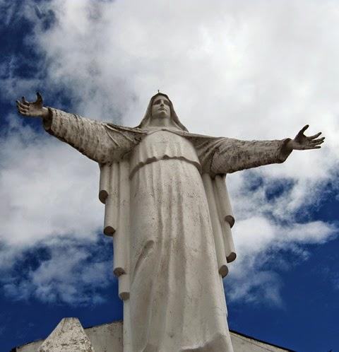 Santuario de Guadalupe en Bogotá