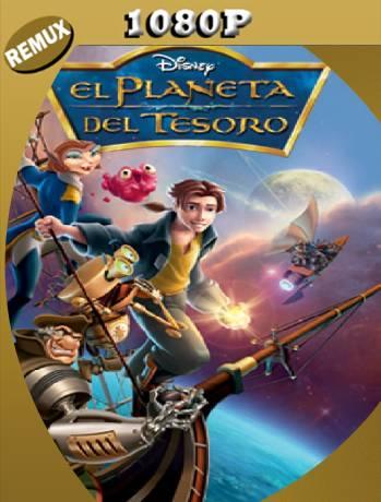 EL PLANETA DEL TESORO (2002) Remux [1080P] [Latino] [GoogleDrive] [RangerRojo]