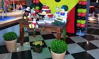 decoração festa aniversário tema do mickey
