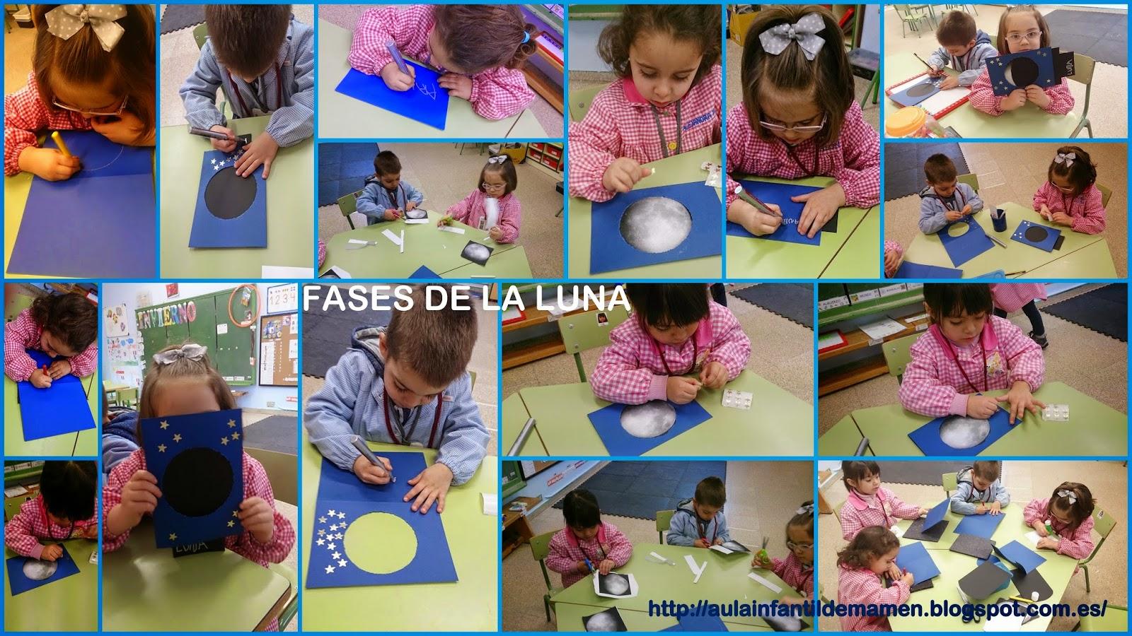 Aula De Infantil 1 Y 2 De Primaria De Viguera La Luna