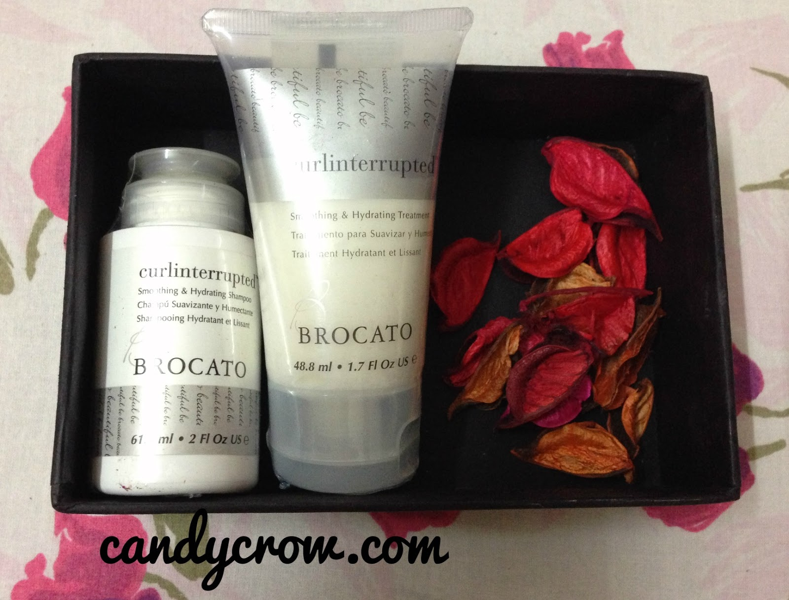 Brocato Curlinterrupted Shampoo review