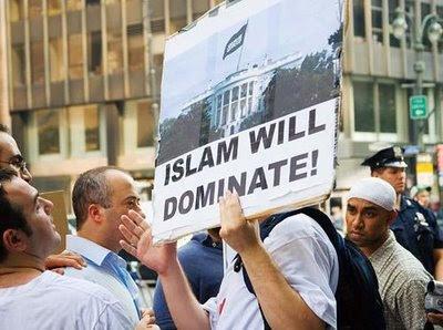 Tanda Kebangkitan - Perkembangan Islam di Eropah