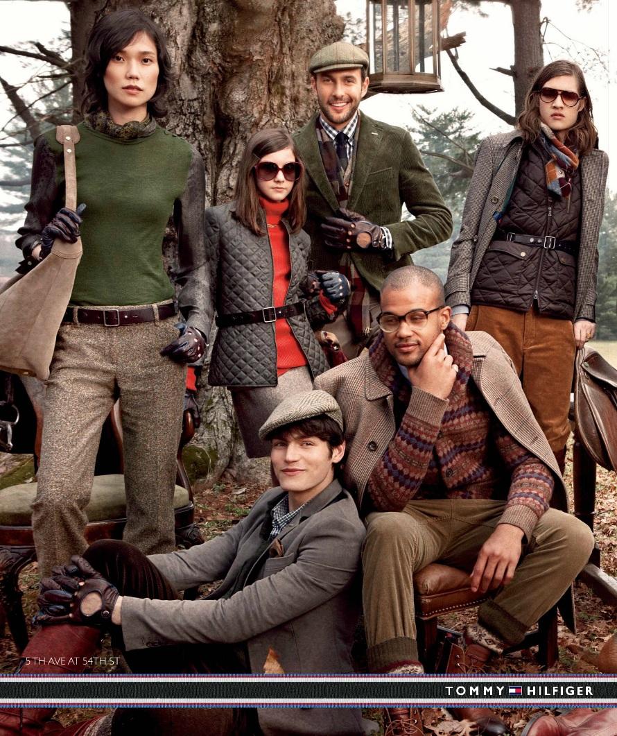 Tommy Hilfiger Models 2012