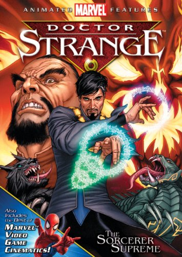 Regarder Docteur Strange en streaming