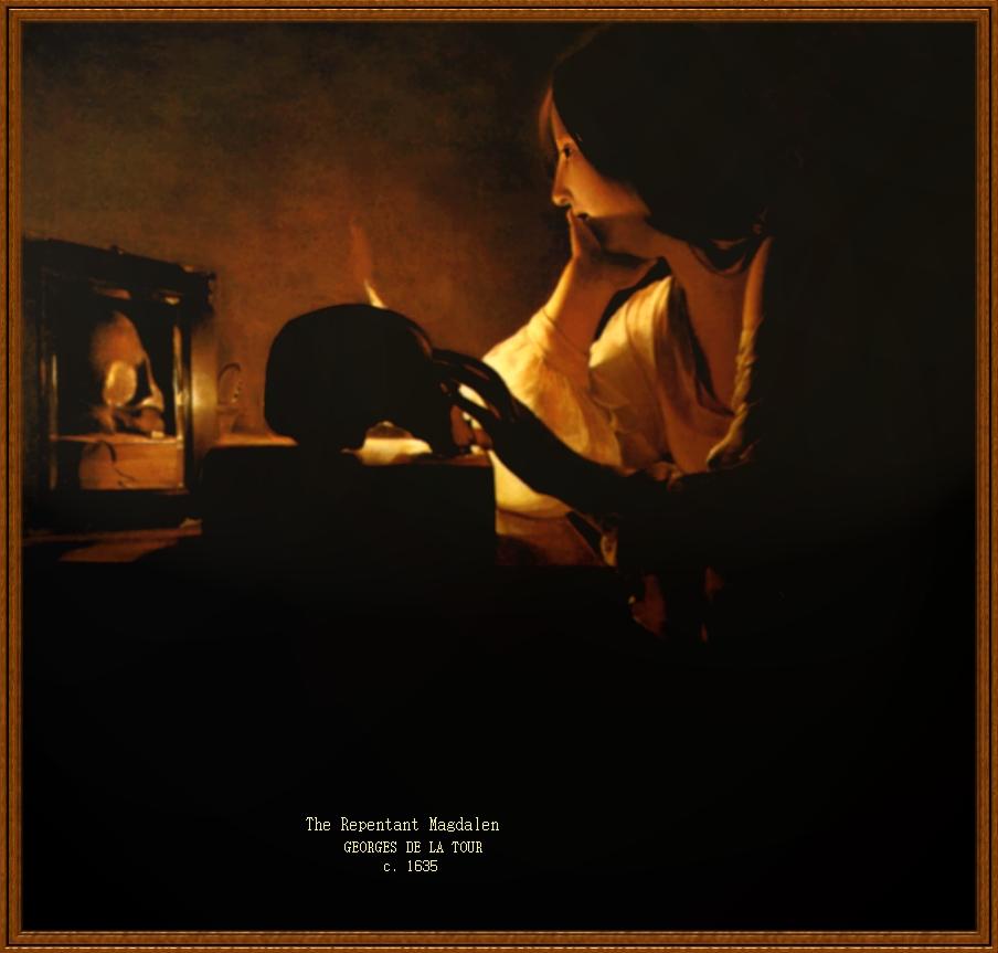 Oh Mary Magdalene