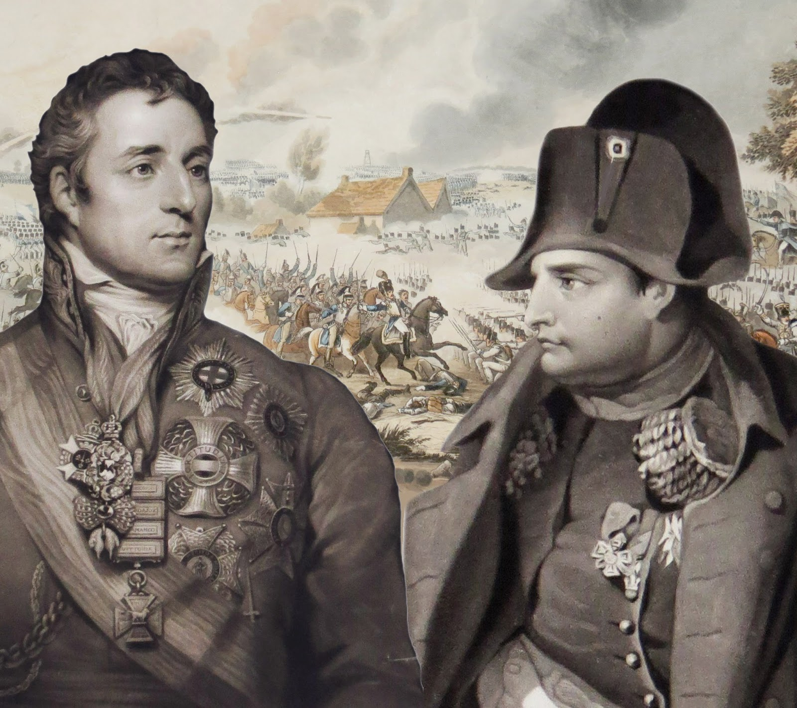 grosvenor prints waterloo 2015 bicentenary of the battle of
