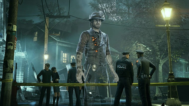Review Murdered: Soul Suspect