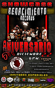 SHOWCASE 5TO ANIVERSARIO