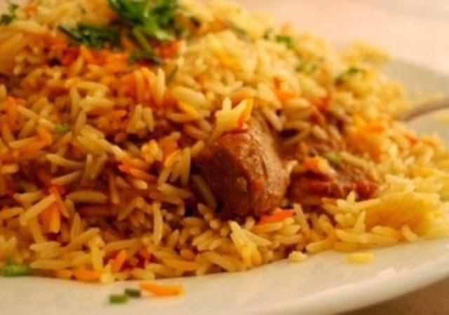 طريقة عمل ارز بخاري